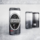 Delux DigiPak incl. limited SCARNIVAL beer