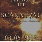 SCARNIVAL live @ Time to shred Festival III 2019