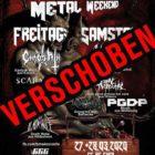 SCARNIVAL live @ Braunschweiger Metal Weekend 6