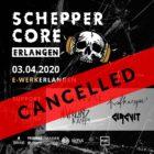 SCARNIVAL live @ Scheppercore 2020