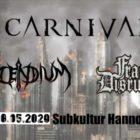 SCARNIVAL live @ SubKultur