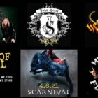 Scarnival live @ METAL IS FOREVER ROCKCAST SHOW